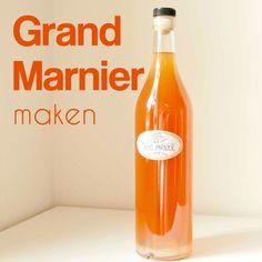 recipe grand marnier make orange liqueur - Eat Recipes Cocktail Desserts, Cocktail Drinks, Fun Drinks, Alcoholic Drinks, Homemade Grand Marnier Recipe, Happy Drink, Homemade Liquor, How To Make Drinks, Snacks Für Party