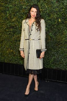 LOS ANGELES, CA - FEBRUARY 25:  Shiva Rose attends Charles Finch and CHANEL Pre-Oscar Awards Dinner at Madeo Restaurant on February 25, 2017 in Los Angeles, California.  (Photo by Presley Ann Slack/Patrick McMullan via Getty Images) via @AOL_Lifestyle Read more: https://www.aol.com/article/entertainment/2017/02/26/nicole-kidman-hailee-steinfeld-and-more-hit-up-pre-oscar-partie/21721972/?a_dgi=aolshare_pinterest#fullscreen