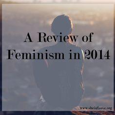 feminism in 2014