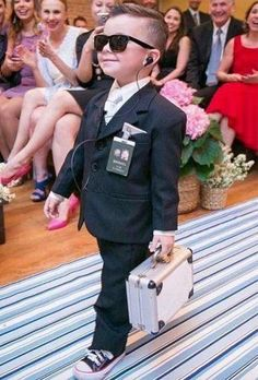 Lovely Photos Of Ring Bearer ★ ring bearer ring security formalspot Wedding With Kids, Perfect Wedding, Dream Wedding, Wedding Day, Wedding Parties, Elegant Wedding, Lace Wedding, Kids Rings, Rings For Girls