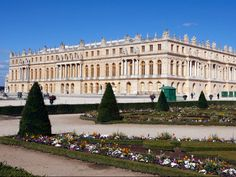 France's Versailles Palace |