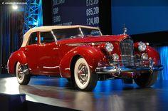 1940 Packard~I want one...