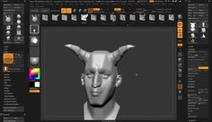 ZBrush 4r8 - Understanding VDM Brushes, Zbrush Tutorials, Ryan Kingslien