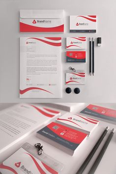 Very Powerful Complete Business Branding For Any Kind Of Corporate And Multipurpose Company Or You Can Also Use Any Creative Business. Letterhead Business, Letterhead Design, Stationery Design, Business Branding, Business Card Design, Creative Business, Corporate Identity Design, Brand Identity, Brand Magazine