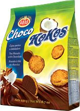 Choco Coconut and Lada