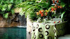 destination wedding sweetheart table at caracol che villa