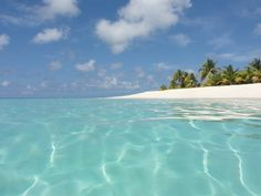 Shoal Bay, Anguilla. Calm waters and sugar-like sand.