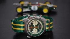 Straton Watch Co. Curve-Chrono Watch