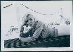 Revealed: 22 Unpublished Pictures From Marilyn Monroe's Final Photo Shoot Photos | W Magazine
