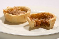Recipe: Maple Bacon Butter Tarts