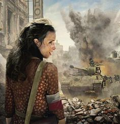 Miasto 44 shared by Anna Helena on We Heart It Warsaw Uprising, Female Character Inspiration, My Land, Film Serie, Character Aesthetic, Vintage Vibes, Bucky Barnes, Movies Showing, Female Characters