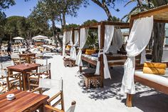 ***** Opium Beds - Nikki Beach Ibiza *****