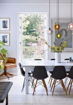 Dining Room Contemporary Lighting Ideas to Use Now | www.contemporarylighting.ey | #contemporarylighting #lightingdesign #interiordesign