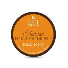 New Fragrance, Tunisian Honey Almond!  A rich, nutty blend of sweet honey and almond. Fruity, buttery top notes. Mid notes of almond, rose, honey and chocolate. Base notes of coconut, vanilla and powder. $10 [SP317]