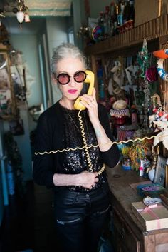 Hair musing: Linda Rodin | Glasshouse Journal