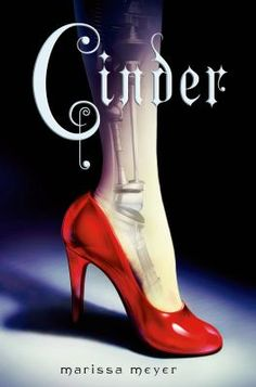 """March 2014 Pick: """"As plague ravages the overcrowded Earth, observed by a ruthless lunar people, Cinder, a gifted mechanic and cyborg, becomes involved with handsome Prince Kai and must uncover secrets about her past in order to protect the world in this futuristic take on the Cinderella story."""""""