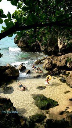 Playa dulce puerto rico, que belleza