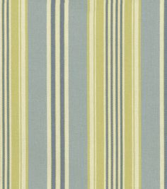 Home Decor Print Fabric-Waverly Porch Swinger Chambray FOR BEDSKIRT AND PILLOW?
