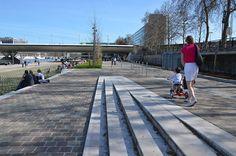 Wharf of Austerlitz Marina by Urbicus 02 « Landscape Architecture Works | Landezine