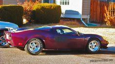 1966 FiberFab Aztec GT Gull Wing Vintage car pics