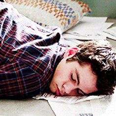 Or the fact that you don't really have your shit together. | 19 Relationship Problems As Told By Stiles Stilinski