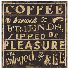 Thirstystone OCS Coffee Quote II 4-pc. Coaster Set
