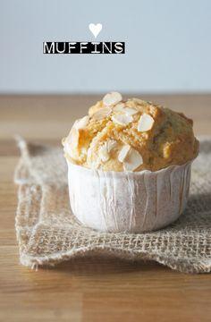 Muffins à la Fleur d'Oranger https://www.lecoconutblog.com/2015/11/muffins-a-la-fleur-doranger/ #muffins #fleurdoranger #facile #recette