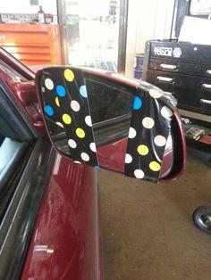 Mirror repair