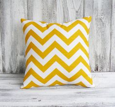 Chevron Pillow  by BelleAdora