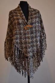 ropa artesanal con cuero y lana - Buscar con Google
