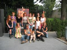 RedHeadDays Breda | 4 - 6 september 2015 Redhead Days 2005