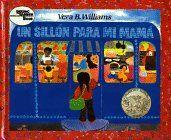 UN Sillon Para Mi Mama/Chair for My Mother (Spanish Edition): Vera B. Williams, Aida E. Marcuse: 9780688136161: Amazon.com: Books
