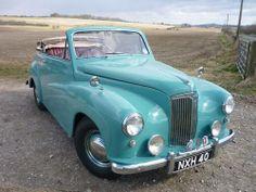 Vintage Lanchester Car