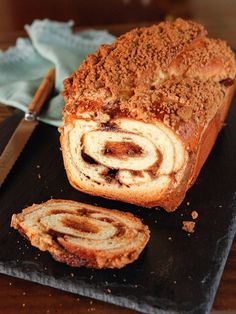 Cinnamon Babka Recipe - Bake Tender, Delicious Homemade Cinnamon-Filled Babka with this Illustrated Step-by-Step Tutorial on ToriAvey.com