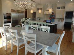 kitchen--same idea with color scheme