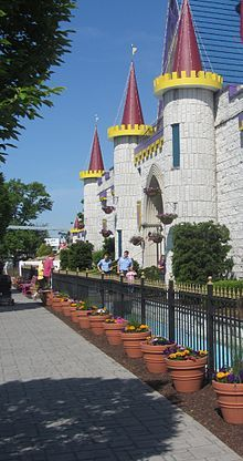 Dutch Wonderland, Lancaster PA