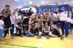 Aquila Basket Trento è serie A! Sogno realizzato! GM ringrazia tutti per questa incredibile impresa.
