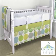 Awesome Crib Bumper Pattern Simplicity