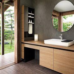 LIXIL | 洗面化粧室 | ルミシス/ベッセルタイプ Bathroom Spa, Bathroom Toilets, Washroom, Bathroom Interior, Small Restaurant Design, Restaurant Bathroom, Natural Interior, Tiny House Plans, Dream Bathrooms
