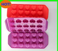 mini coração forma de silicone de chocolate do molde-Utensilios para Bolo-ID do produto:1909760846-portuguese.alibaba.com