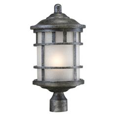 Nuvo Manor Outdoor Post Light - 60/5635