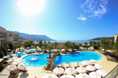 Find your perfect holiday spot this summer. Montenegro and our hotels are waiting for you! For the best rates book via www.montenegrostars.com or our Sales Office at reservations@montenegrostars.com #hotelsplendid #splendidspa #summer #summer2016 #montenegro #beach #holidays #sea