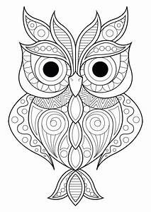 Easy Coloring Pages Owl Yahoo Image Search Results Animal Coloring Pages Owl Coloring Pages Mandala Coloring Pages