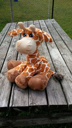 Sewing Animals Looking for your next project? You're going to love Plush Giraffe STUFFED ANIMAL by designer WarmFuzzyGen. Giraffe Stuffed Animal, Sewing Stuffed Animals, Stuffed Animal Patterns, Animal Projects, Animal Crafts, Giraffe Crafts, Plush Pattern, Sewing Toys, Love Sewing