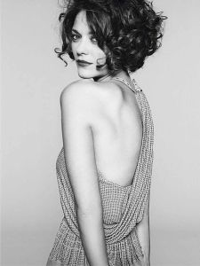 Curly Bob Hairstyle 2015