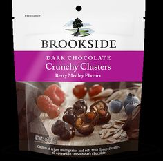 BROOKSIDE Chocolate | Dark Chocolate Products | #DISCOVERBROOKSIDE #Crowdtappers