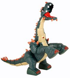 Amazon.com: Fisher-Price Imaginext Spike the Ultra Dinosaur: Toys & Games
