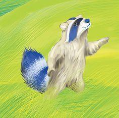 Magazine Articles, Corgi, Illustrations, Drawings, Animals, Corgis, Animales, Animaux, Illustration