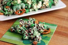 20 St. Patrick's Day Recipes.
