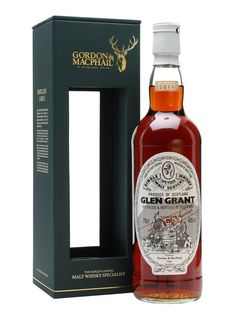 Gordon & Macphail Glen Grant, distilled 1963, bottled 2011 [Single Malt Scotch Whisky]  A stunning example from this great distillery!